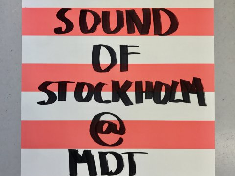 Sound of Stockholm @ MDT