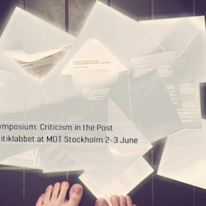 Criticism in the Post