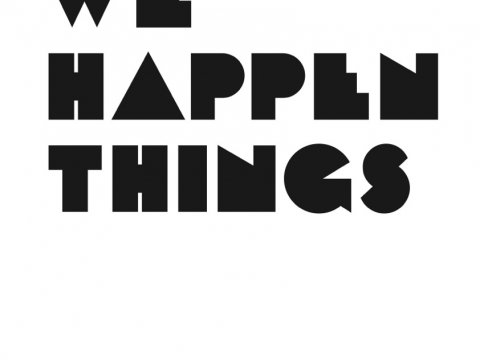 We Happen Things 3 — speaking bodies