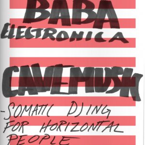 Cavemusic – somatic DJing for horizontal people